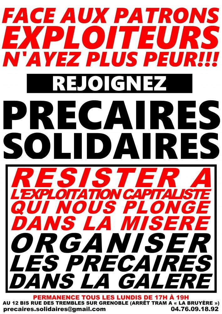 Chômeur Et Précaires Euses Solidaires Euses Et Précaires Chômeur Solidaires qgxtwp0